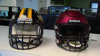 Can Custom-Fit Football Helmets Protect Athletes' Brains?
