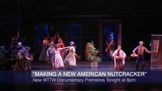 WTTW Documentary Goes Backstage at Joffrey Ballet