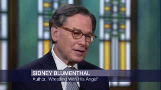 Sidney Blumenthal Tells Story of Lincoln's Political Evoluti