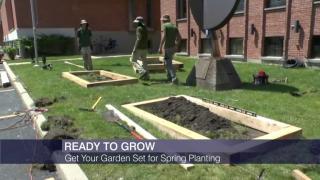 Get Your Garden Set for Spring Planting