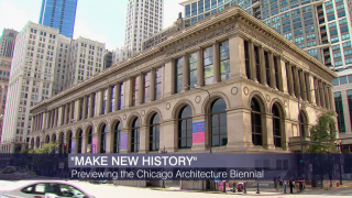 Chicago Architecture Biennial 'Showcases Newest Thinking'