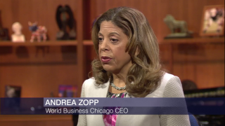 Andrea Zopp's Plans to Attract Business and Development