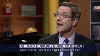 Chicago Sues Trump Administration Over Sanctuary City Policy