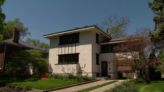 A Prefab Frank Lloyd Wright Home Opens to the Public This We