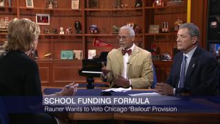 Rauner Calls on Legislators to Send Him School Funding Bill