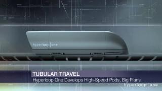 Hyperloop One Develops High-Speed Pods, Big Plans