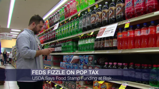How Cook County's Soda Tax Could Swallow Food Stamp Funding