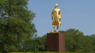 Ask Geoffrey: What Happened to the Hamilton Statue?