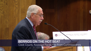 Cook County Assessor Joseph Berrios Grilled on Property Tax