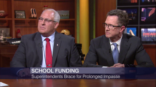 Superintendents Face Down School Year Without Funding Agreem