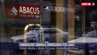 Documentary Spotlights Only Bank 'Small Enough to Jail'