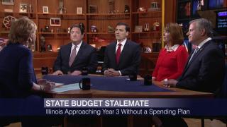 Illinois House Members on State Budget Impasse