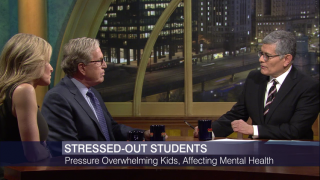 How Stress and Anxiety Are Hurting Children