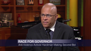 Anti-Violence Activist Tio Hardiman on His 2nd Bid for Gover