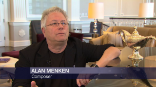 It's 'A Whole New World' for Disney Composer Alan Menken