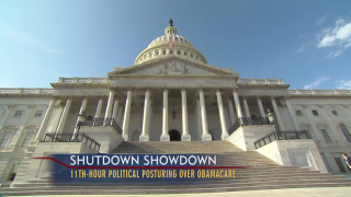 September 30, 2013 - Impending Government Shutdown Analysis