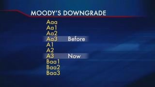 July 18, 2013 - Chicago's Debt Rating Downgraded