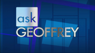 October 2, 2013 - Ask Geoffrey: 10/2