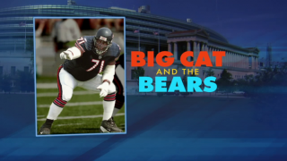 "October 21, 2013 - ""Big Cat"" Williams on Bears vs. Redskins"