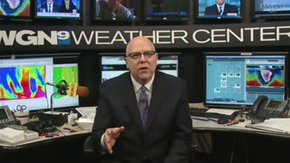 January 6, 2014 - Tom Skilling on Latest Weather Updates