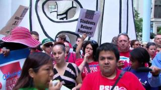 August 5, 2013 - Impact of CPS Layoffs