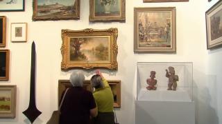 "December 12, 2013 - Elmhurst Art Museum's ""Inventory"""