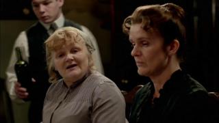 Downton Abbey's Lesley Nicol