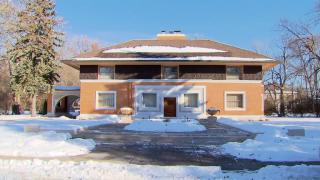 January 6, 2014 - Wright's Winslow House