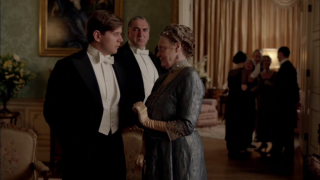 """January 13, 2014 - The Dish on """"Downton Abbey"""""""