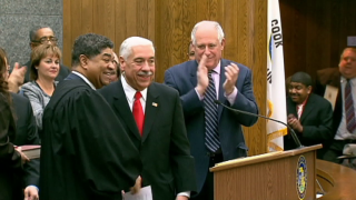 October 23, 2013 - Cook County Assessor named in bribe trial