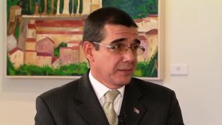 October 24, 2013- José Ramón Cabañas Rodríguez