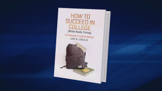 "August 29, 2013 - ""How To Succeed In College"""