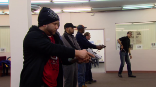 January 7, 2014 - Training for Concealed Carry