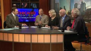 October 25, 2013 - Chicago Tonight: The Week in Review