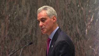 October 23, 2013 - Mayor Emanuel Unveils 2014 Budget