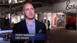 September 19, 2013 - Expo Chicago 2013