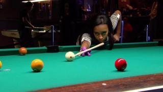 August 22, 2013 - Billiard Girl