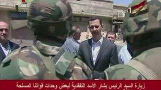 September 10, 2013 - Obama to Address Nation on Syria