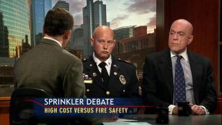 July 25, 2013 - Fire Sprinkler Requirements