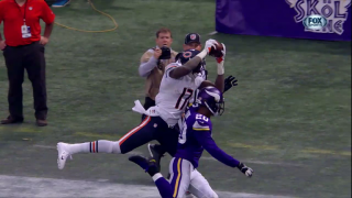 "December 2, 2013 - ""Big Cat"" Williams on Bears vs. Vikings"
