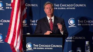 September 16, 2013 - Sen. Lindsey Graham on Syria & Economy