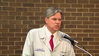 January 9, 2014 - Hospital Tied to Bacteria Outbreak