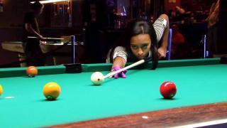 July 25, 2013 - Billiard Girl