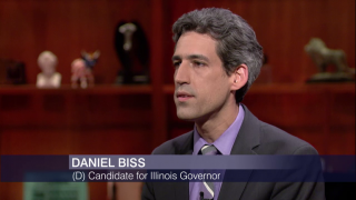 Race for Governor: Daniel Biss on his Bid to Replace Rauner
