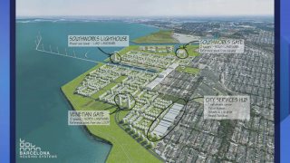 In The Works: New Life for 440-Acre South Works Site