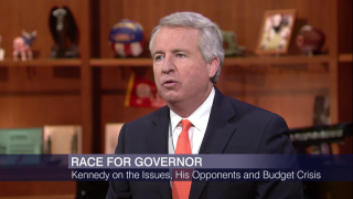 Chris Kennedy Making a Name for Himself in Governor's Race