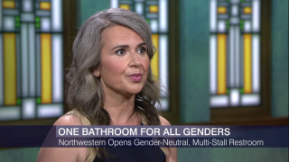 Northwestern Opens Gender-Neutral, Multi-Stall Bathroom