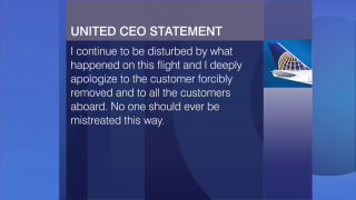 United Faces Multiple Probes After Passenger Removed from Pl
