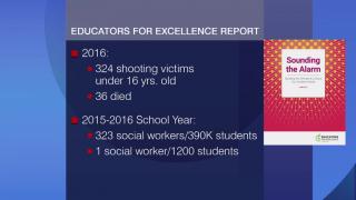 CPS Works to Address Student Trauma, Mental Health