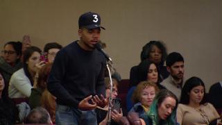 Chance the Rapper Scolds Chicago City Council